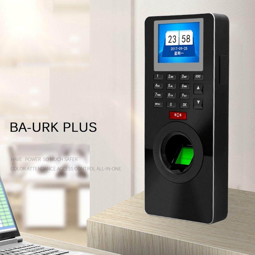 H-MENT Fingerprint Access Control System Set Password Attendance Access Control