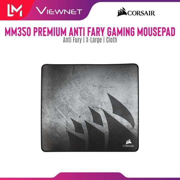 Corsair MM350 Permium Anti Fray XL Gaming Mouse Pad Malaysia
