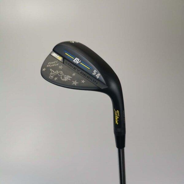 Đế Xuồng Đánh Golf SM8 Dragon Limited Mới 2020, Màu Đen 50 52 54 56 58 60 Bằng Golf Câu Lạc Bộ Cho Thuận Tay Phải Với Trục Thép