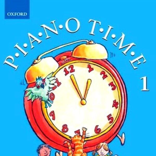 Piano Time 1 (OUP) Malaysia