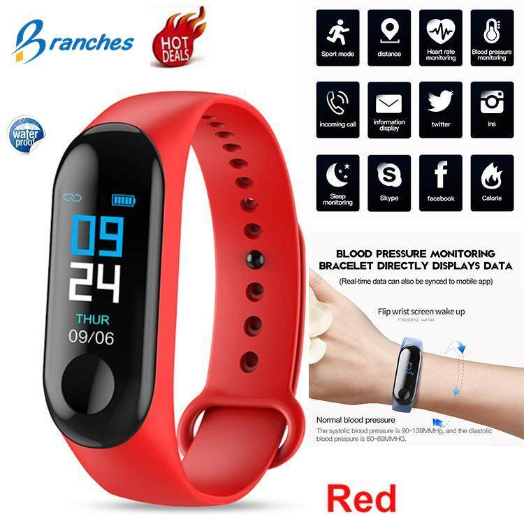 Watches Digital Watches Qw16 Smart Watch Sports Fitness Activity Heart Rate Tracker Blood Pressure Watch Smart Watch Relogio Android Smartwatch Phone