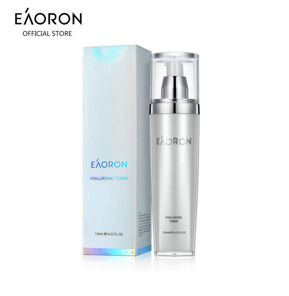 Buy EAORON Hyaluronic Toner 120ml  | Hydrating | Refreshing Singapore
