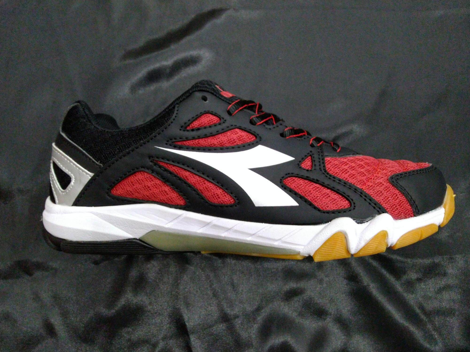 DIADORA BADMINTON SHOES BLACK