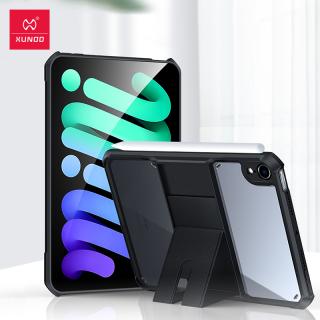 Ốp iPad Mini 6 2021, Ốp Máy Tính Bảng Xundd Cho Apple iPad Mini 2021 Túi Khí Vỏ Bảo Vệ Chống Sốc Có Chân Đế Che Giấu thumbnail