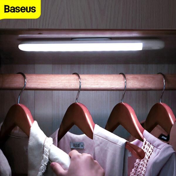 , Đèn Tủ Quần Áo Cảm Ứng Cơ Thể Con Người Đèn LED Cảm Biến Chuyển Động PIR Đèn LED Ban Đêm Đèn Tường Nam Châm Cho Gia Đình Hộ Gia Đình