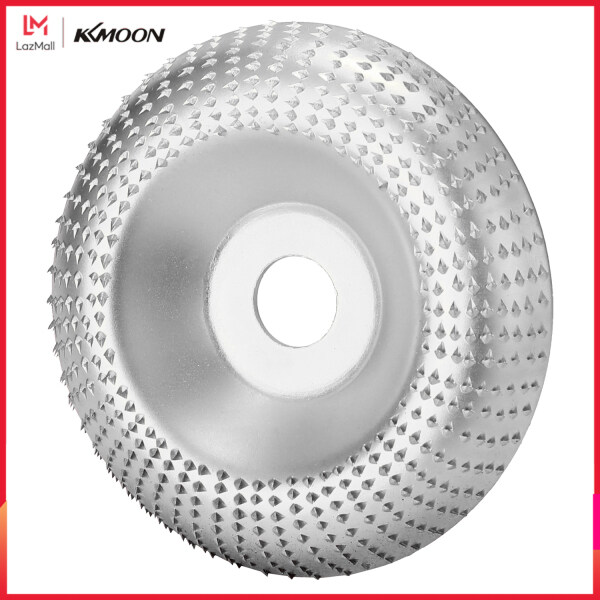 KKmoon No.45 Steel Wood Angle Grinding Wheel Sanding Carving Rotary Tool Abrasive Disc for Angle Grinder