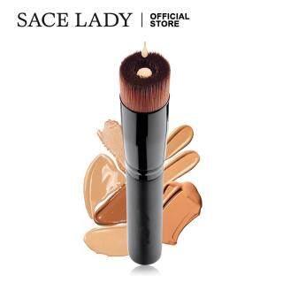 SACE LADY Kuas Rias Krim Foundation Wajah, Alat Kosmetik Rias, Alat Rias untuk Krim Foundation Wajah thumbnail