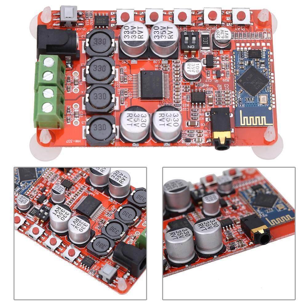 TDA7492P 50W+50W Bluetooth 4.0 Audio Receiver Digital Amplifier Board