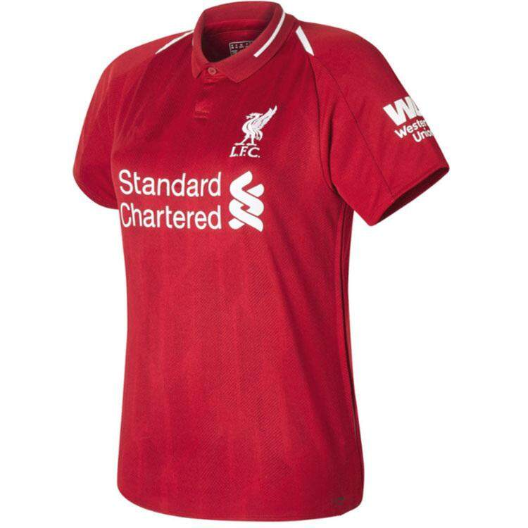 Top Quality Women Liverpool Home and Away and 3rd Football Jersey Soccer  Jersi training Shirt Thai cc298c4ab