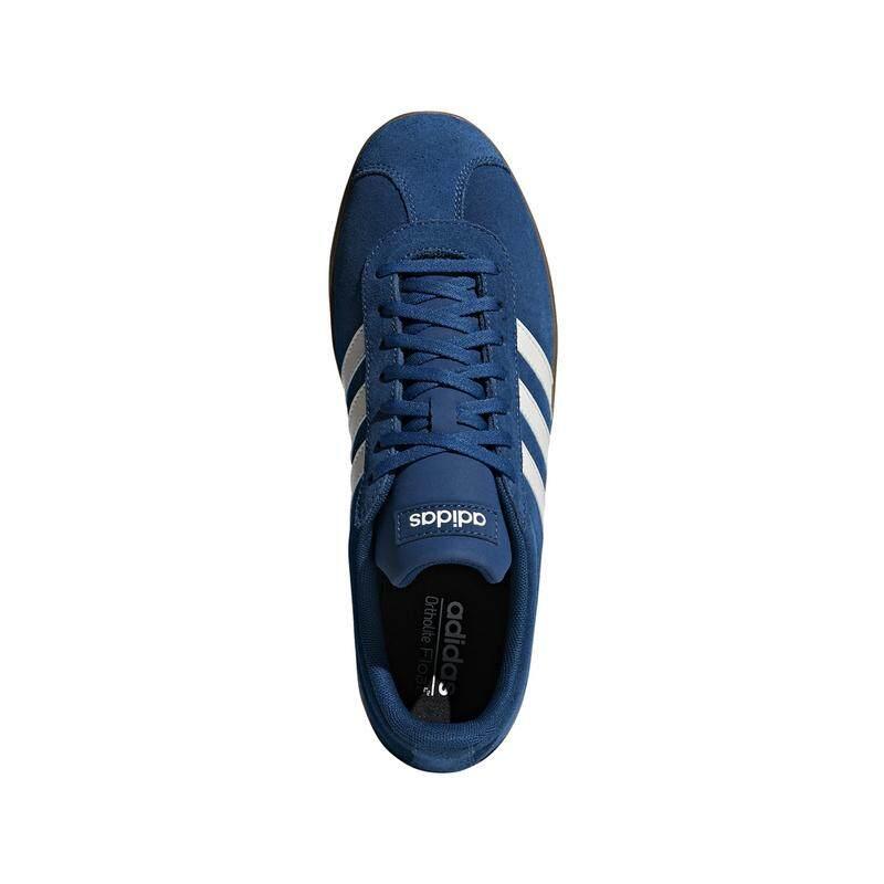 Adidas VL Court 2.0 Skateboard Sneaker Schuhe Legend Marine
