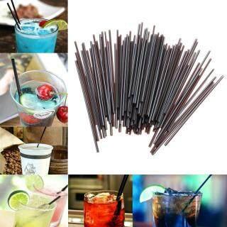 Mayitr 100 chiếc Nhựa Mini Cocktail Ống Hút Lễ Kỷ Niệm Đồ Uống Dự Tiệc Cung Cấp Dụng Cụ thumbnail