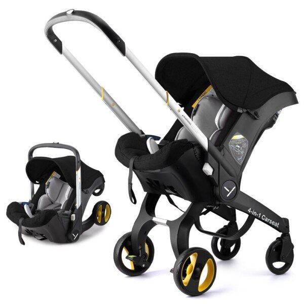 Multifunctional Car Seat Stroller Baby Carriage Basket Portable Travel System Stroller With Safety Seat For 0-3 Years 4-In-1 Singapore