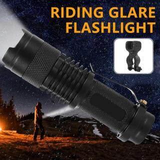 Đèn Pin Xe Đạp Kích Thước 3.67X1X1.03 Inch Loại Đèn Trước Xe Đạp Led Đèn Pha Đèn Pha Đèn Flash Xe Đạp Leo Núi Không Thấm Nước Núi Ps Thiết Kế Chống Trượt Thiết Kế Chống Nước Kích Thước Siêu Nhỏ thumbnail