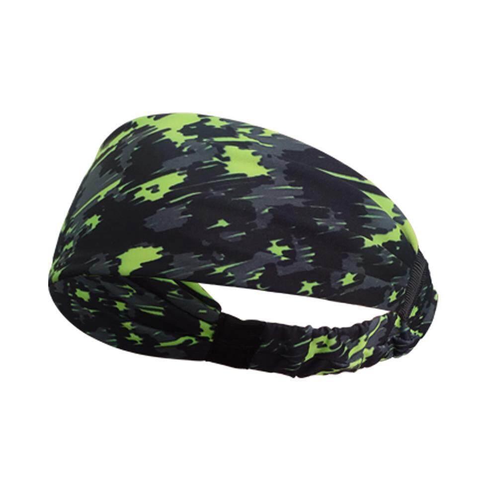 EterSummer Sport Workout Headband Elastic Athletic Head Bands for Men Women  No Slip Headscarf Ideal For 21280529cd17