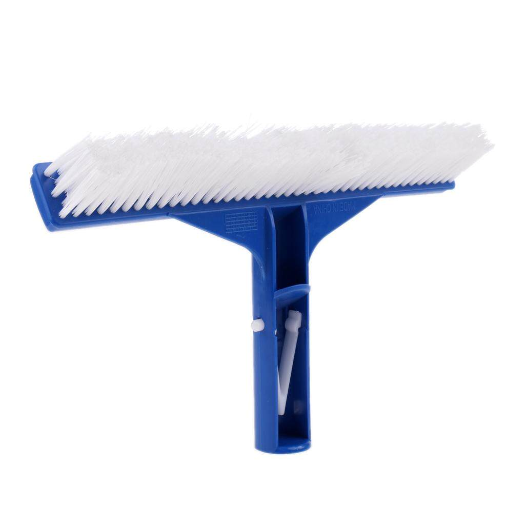Loviver Professional Pool Brush Head 10Swimming Pool Brush Head for Cleaning Walls