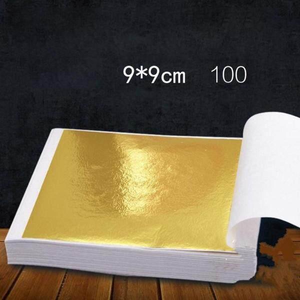Mua YZH Shop Thiết Kế Nghệ Thuật Lá Vàng 24K 100 Trang Vật Liệu Trang Trí Khung Mạ Vàng Đặc Điểm Kỹ Thuật: Vàng