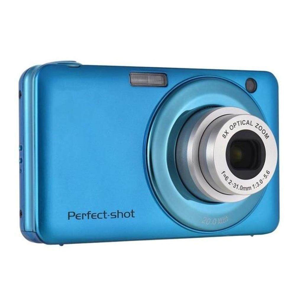 24MP Portable Compact Face Detection Video Record High Definition Colorful Anti-shake Gifts Optical Zoom Digital Camera