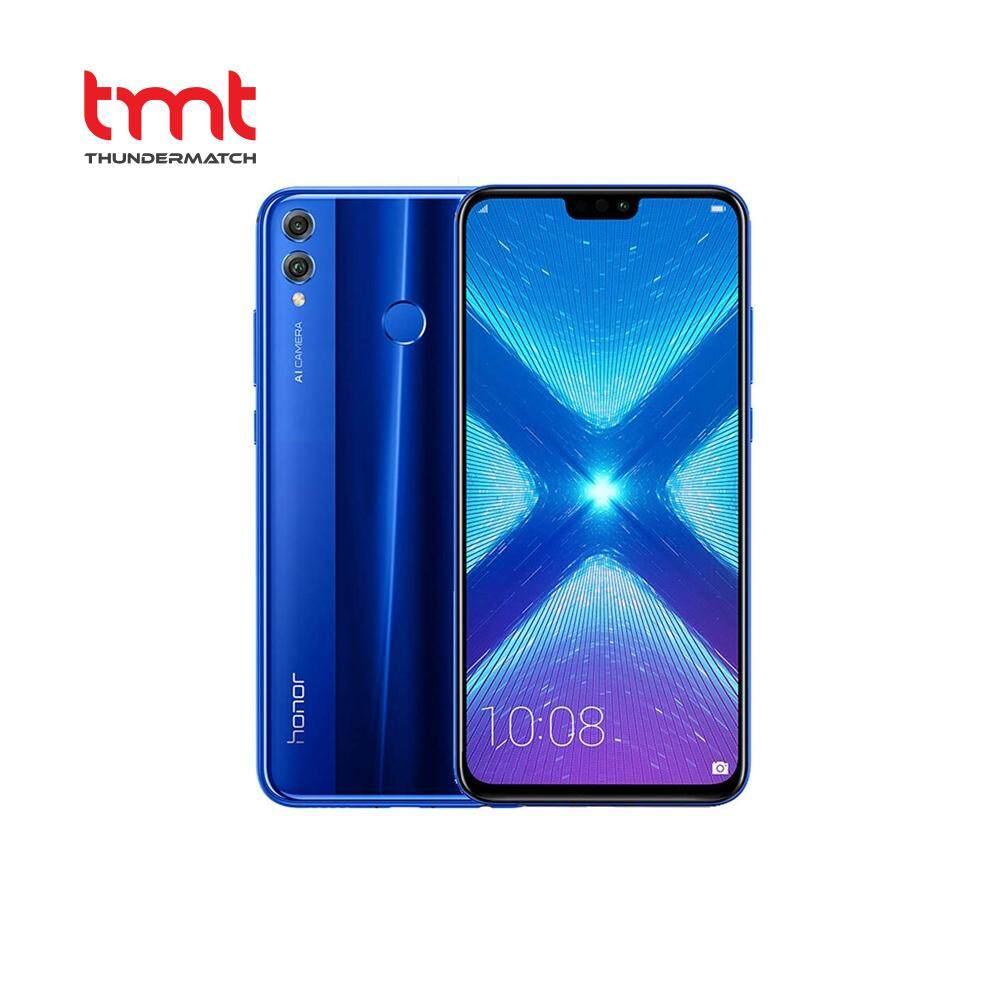 Honor 8X Kirin 710   6.5   128GB ROM   4GB RAM   20+2.0MP Rear   16MP Front   - Blue