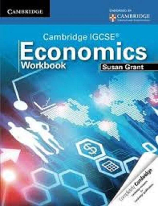 Cambridge Igcse Economics Student'S Book (Cambridge International Igcse) / - ISBN: 9781107612334