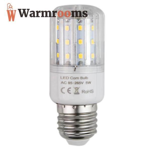 45 75 120 LED E27 Ngô Bóng Đèn Đèn LED 5W 10W 15W 85-265V Chiếu Sáng Nhà Kho (Hàng Có Sẵn)