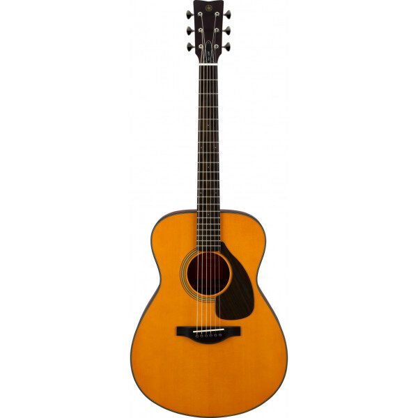 Yamaha Red Label FS5 40 Concert Solid Sitka Spruce Top Acoustic Guitar (FS 5) Malaysia