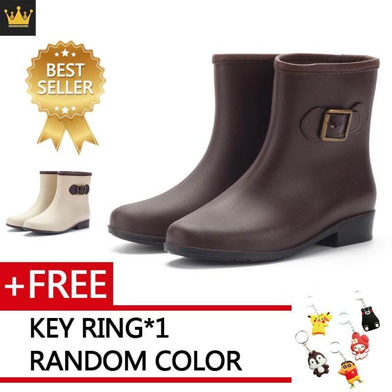 ce62ffe199d Buy Women Rain Boots, Gumboots & Wellies | Lazada