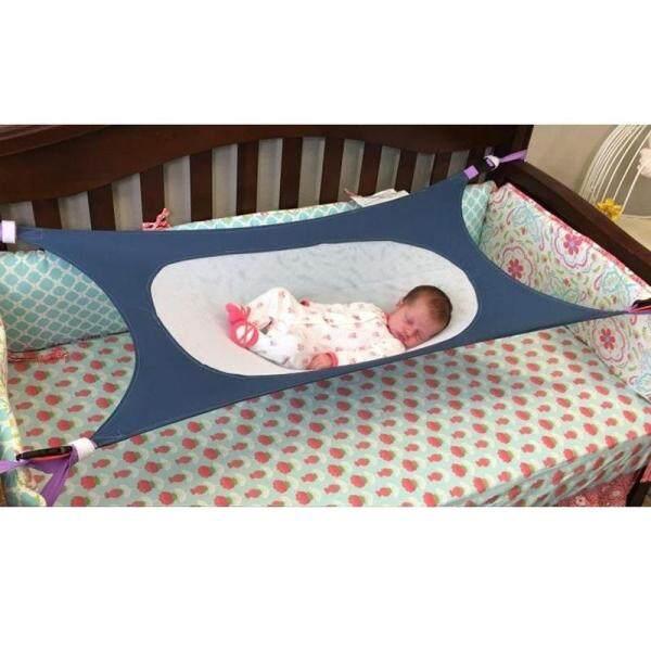 ZAZA HOME Portable Baby Nest Newborn Nursery Foldable Travel Bed Bumper Cot Mattress
