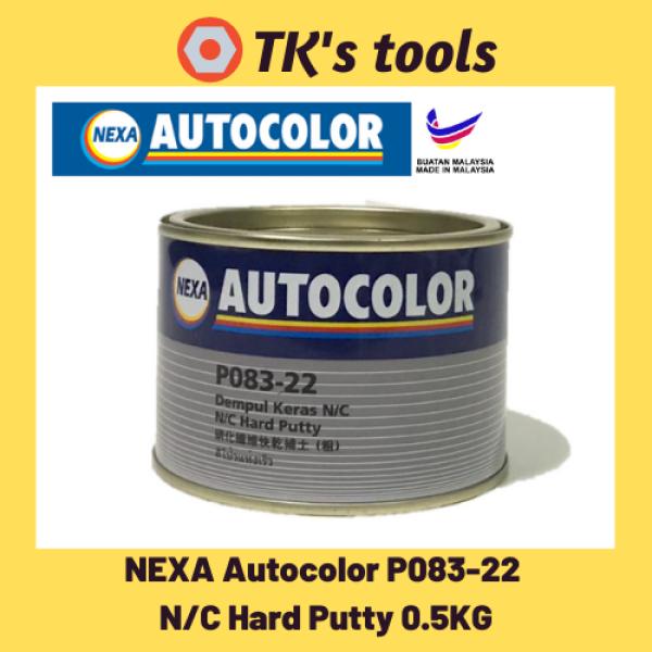 Nexa Autocolor P083-22 N/C Hard Putty 0.5KG