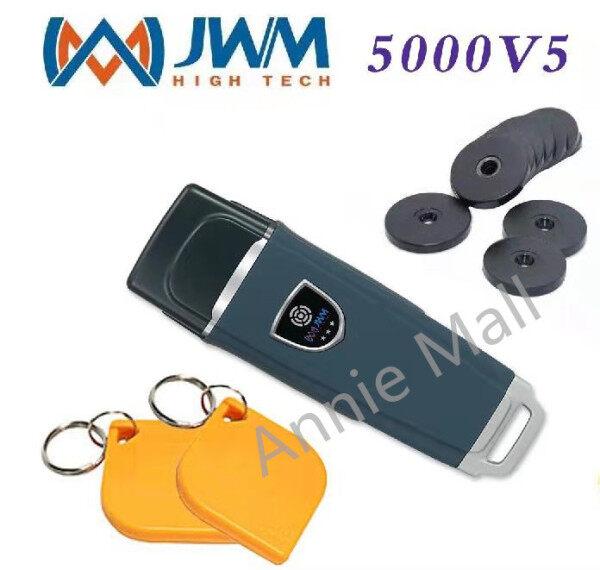 JWM 5000V5 RFID Guard tour System / Guard Clocking System FREE 5 PCS Checkpoint TAG