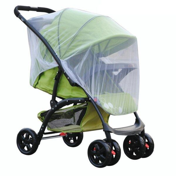 Baby Seat Mosquito Net Stroller Shade Pram Mosquito Buggy Cover For Baby Infant Baby Care Shade Convenient Tent Mosquitero #Y1 Singapore