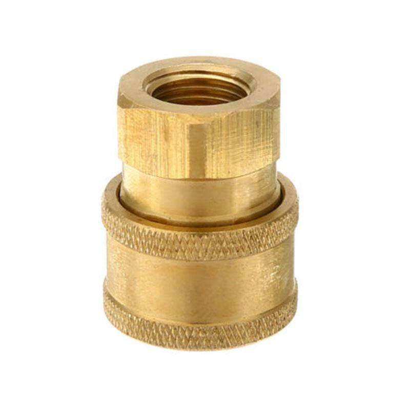Pressure Hose Adaptor Tool Replace 1/4 Quick Release Connector To BSP1/4 Female Garden Brand New Hot Sale High Quality