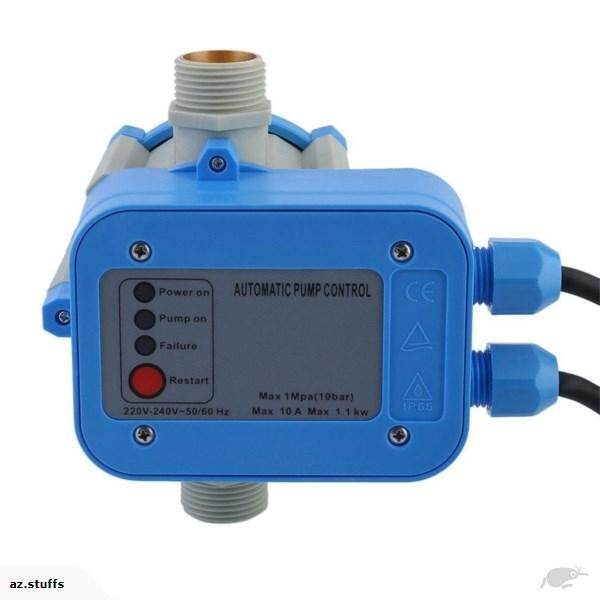 Water Pump Automatic Switch By Hocksoonhardware.