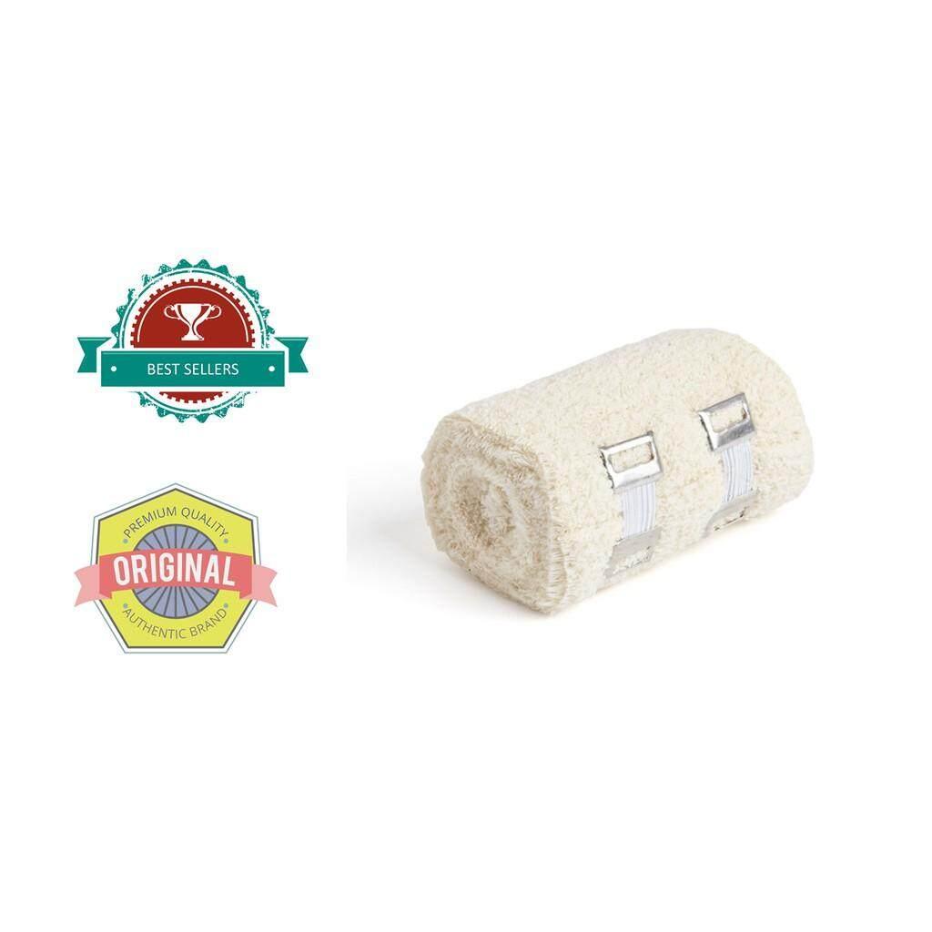 Pms Elastic Crepe Bandage 5cmx4.5m By Farmasi Medic Alchemy.