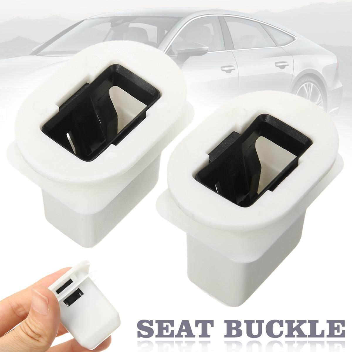 2pcs Plastic Bracket Clips Rear Seat Bench Fit For Audi Q7 A4 A6 Quattro S4 S6