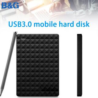 B & G Ổ Cứng USB 3.0 Ổ SSD Di Động Ổ Cứng Gắn Ngoài Tiện Lợi, Cho PC Máy Tính Xách Tay thumbnail