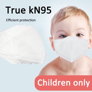 Mới 1 Chiếc 5 Chiếc Tấm Chắn Mặt Thoáng Khí Thoáng Khí Chống Khói PM2.5 Chống Bụi Cho Trẻ Em, Vải Không Dệt 5 Lớp Mặt Nạ Kháng Khuẩn Lọc 95% Cho Trẻ Em Ma-sk thumbnail