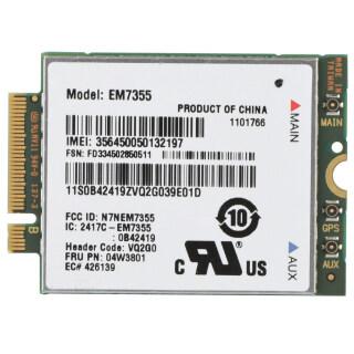 Thẻ NGFF Tốc Độ Truyền Cao Thẻ LTE, Chất Lượng Cao Không Dây, Dành Cho PC Laptop thumbnail