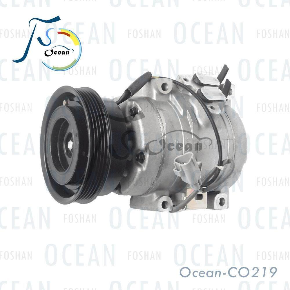 10s15l Aksesoris Kendaraan Suku Cadang Otomotif Aksesoris Kompresor Ac Untuk Toyota Avensis T250-2.0d ^ 4.0d (2003-2009) Sistem Ac By Foshan Ac Ocean.