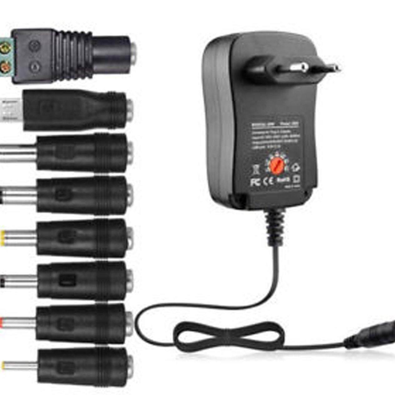 Bán 30W Nguồn điện Adapter Đa Năng AC/DC 3 V/4.5 V/6 V/ 7.5 V/9 V/12 V Có Thể Điều Chỉnh