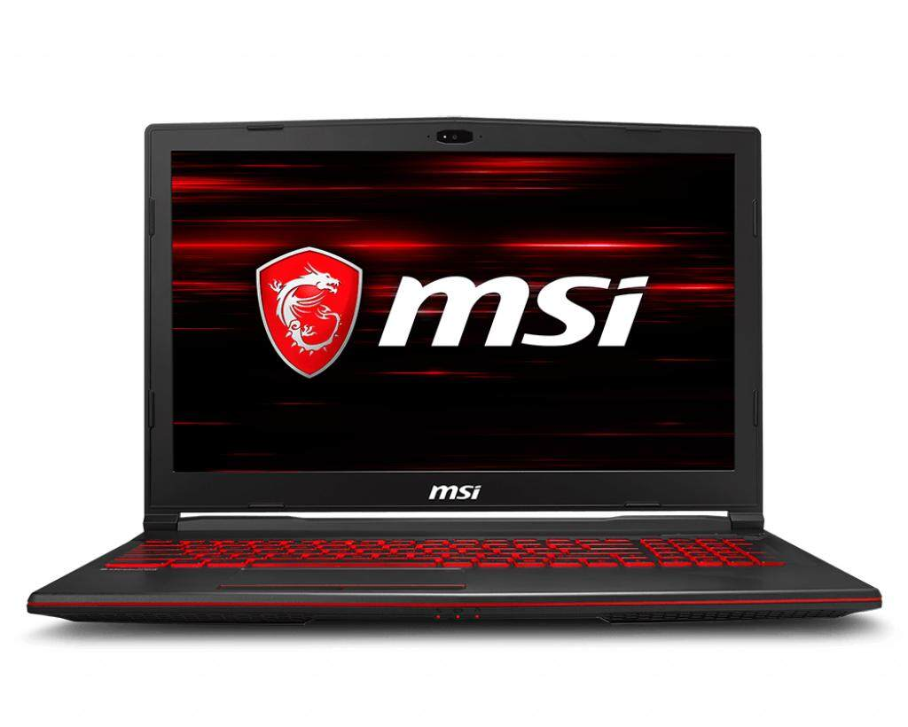 MSI GL63 8RC Series (GeForce® GTX 1050, 4GB GDDR5) GAMING LAPTOP Malaysia