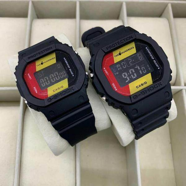 SPECIAL PROMOTION G_SH0CK DIGITAL RUBBER STRAP WATCH FOR COUPLE Malaysia