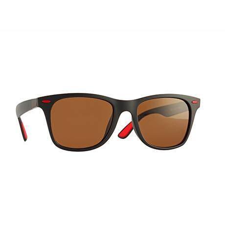 Merek Desain Klasik Kacamata Hitam Terpolarisasi Pria Wanita Mengemudi Bingkai Persegi Kacamata Hitam Kacamata Pria Uv400 Gafas Dari Matahari By Panshuzhen.