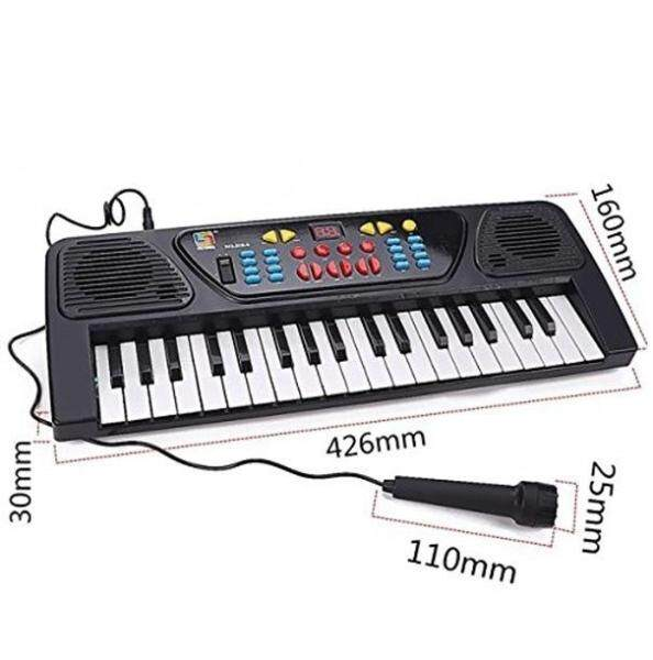 E-SONIC Multi-function 37 Keys Electronic Organ Piano Musical Kids Learning Keyboard Toy Malaysia