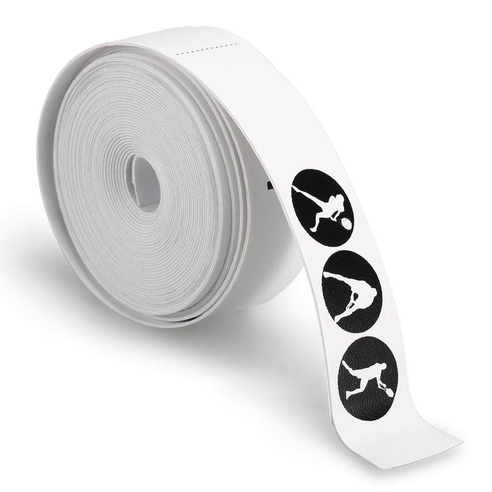 Racquet Guard Tape Tennis Racket Head Protection Tape Sticker By Tomtop.