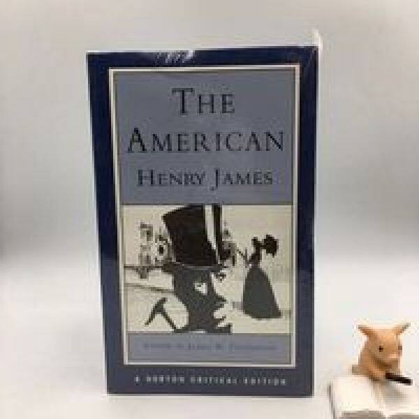The Original English Edition American English Novels