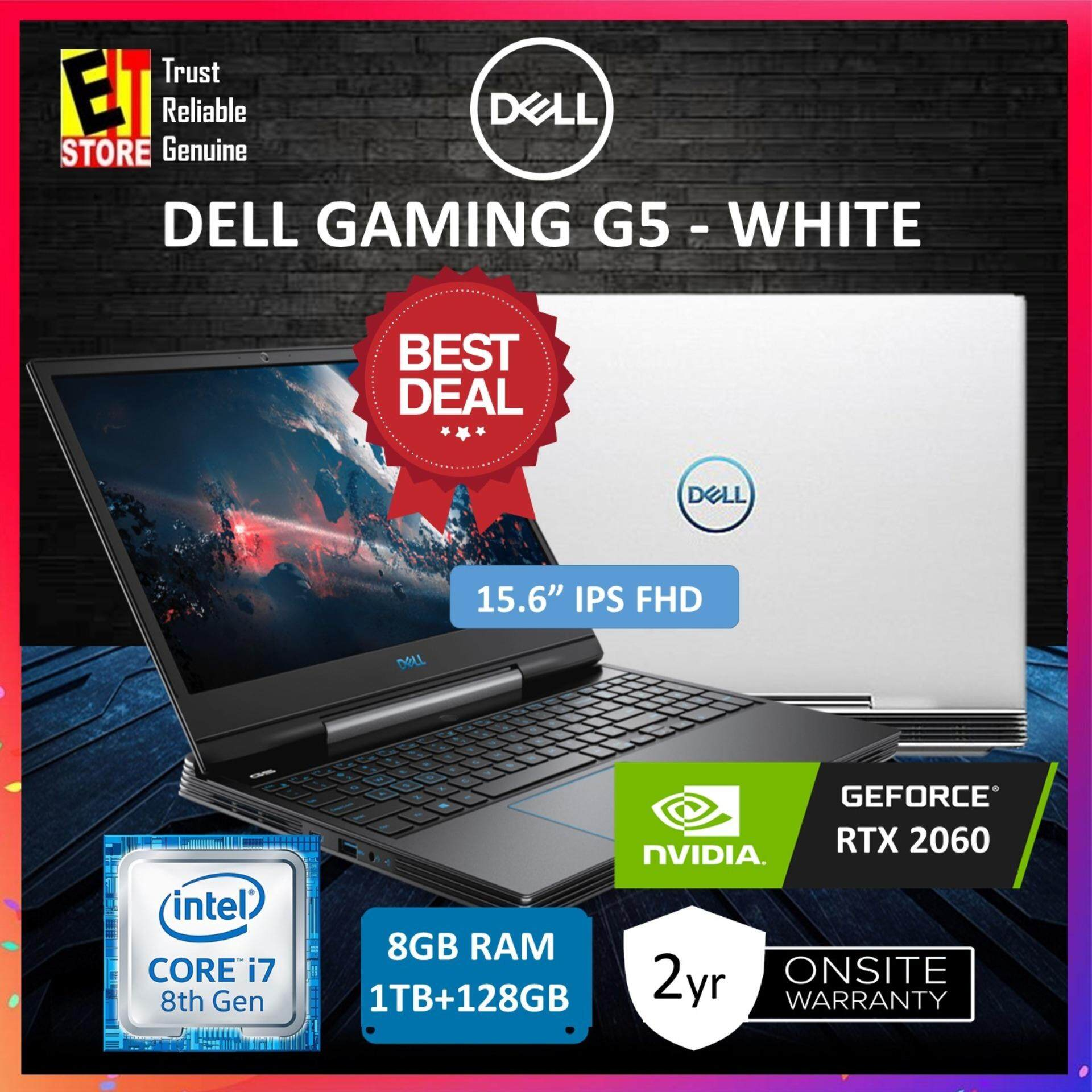 DELL GAMING G5-87816GFHD-W10-2060-SSD (I7-8750H/8GB/1TB+128GB SSD/15 6