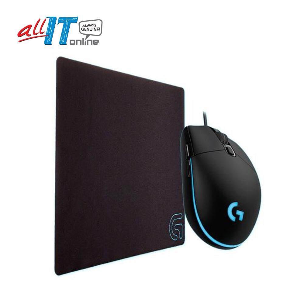 Logitech G103 Prodify Mouse + G240 Cloth Mousepad Combo [FS0A] Malaysia
