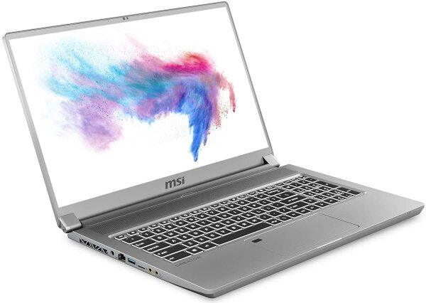 MSI Creator 17 A10SE-256 (i7-10875H, 16GB RAM, 512GB NVMe SSD, RTX 2060 6GB, 17.3 Full HD, Windows 10 Pro) Professional Laptop Malaysia