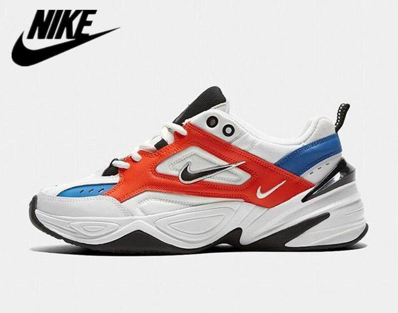 big sale 2df39 3874c Nike M2K Tekon men s shoes women s shoes old shoes casual sports retro  couple running shoes AO3108