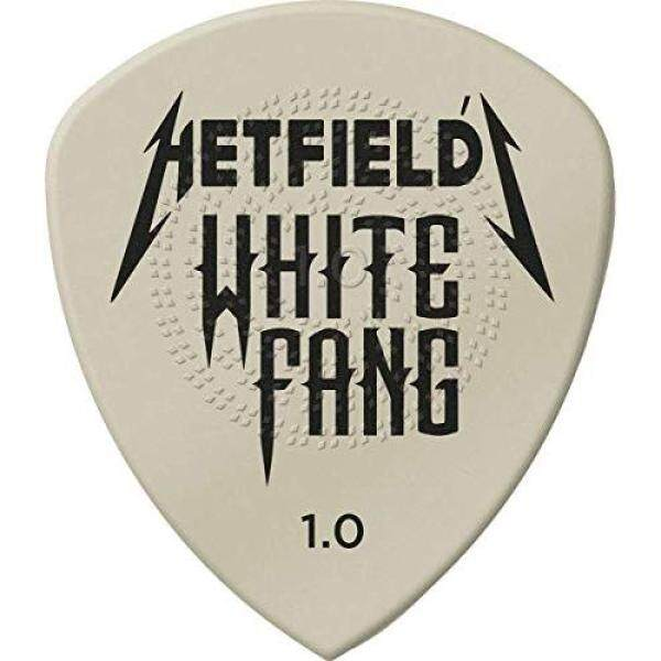 Jim Dunlop PH122P100 James Hetfield Whitefang 1.0 6-Pack Players Pack Malaysia